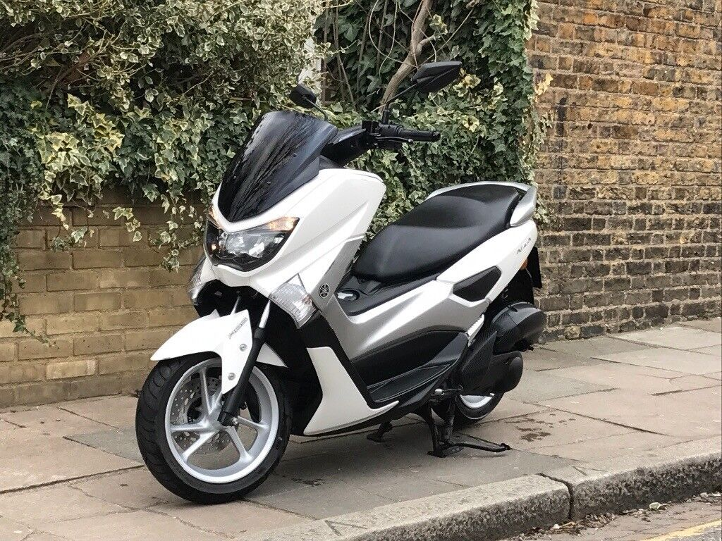yamaha nmax gpd 125 in ealing london gumtree. Black Bedroom Furniture Sets. Home Design Ideas