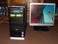 Ulltimate (Duall core) (2.0 Ghz) Computer (Windows 7 )