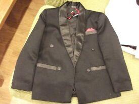 boys age 9 pinstripe suit