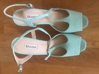 Size 5 Pale Blue Shoe