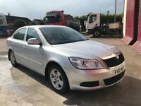 2010 SKODA OCTAVIA 1.6 TDI CR GREENLINE LEATHER P/EX WELCOME