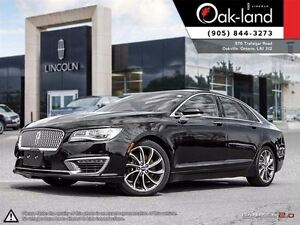 2017 Lincoln MKZ Reserve 3.0L Twin Turbo+Low Fin&Lse Rates!!