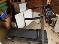 York pacer 2750 Treadmill/Running machine