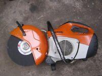 Stihl TS410 Stihl Saw Cutter