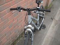 Apollo Cafe Ladies Hybrid Bike
