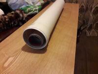 Flue Pipe (For Boiler) - Flue Pipe Extension - 660mm