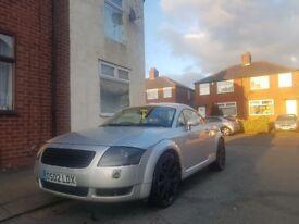 Audi tt 1.8 turbo quatro