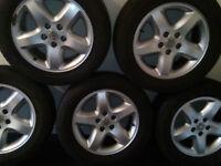 Alloy Wheels Vauxhall 5x R16 225