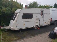 Vanroyce Touring Caravan