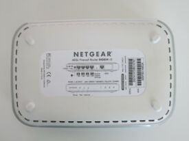 Netgear DG834 V2 Wired ADSL Firewall Router with 4-port Switch
