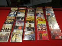 50 CD Albums - 60s, 70s, 80, Avril Lavigne, Pink, No Doubt, Club Anthems, Sum 41, Nickleback etc