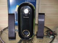 WHARFEDALE speakers for pc, cd players, MP3 players