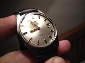 Vintage Omega Geneve Automatic men's watch