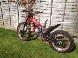 2011 Gas Gas TXT Pro 300cc. Road registered and ready to go. Nice and tidy, little used.