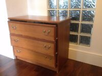 Beautiful chest of drawers, solid wood