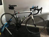 Trek Madone 4.5 2013 Size S Carbon Road Bike