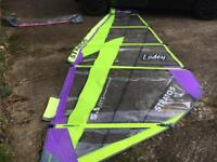 Windsurfing Sail Lodey with Bag - Wind Surfing, Water Sports