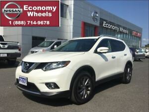 2016 Nissan Rogue SL / LOADED / ONE OWNER