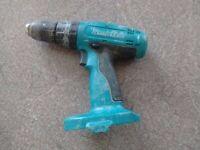 Makita 8390d drill driver body