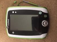 Green leap pad 2