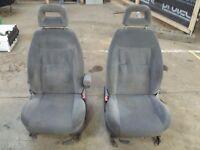 Captain Style Swivel Seats. Motorhome/Camper