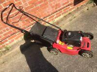 Mountfield 100cc petrol grass mower