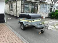 Franc camping leisure trailer