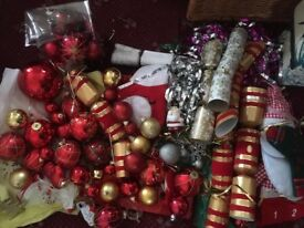 Christmas decorations big bundle