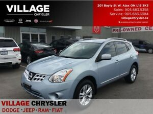 2012 Nissan Rogue SV|Backup Cam|Heated Seats|Bluetooth