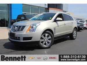 2015 Cadillac SRX Luxury-Nav, 20 wheels, back up camera, bluetoo