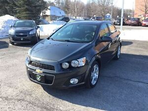 2016 Chevrolet Sonic LT ROOF 17 ALLOY WHEELS!!!