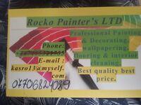 Profesional painter & decorator
