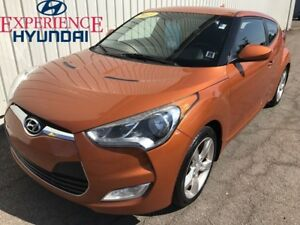 2013 Hyundai Veloster Base EDITION WITH FACTORY WARRANTY! SOL