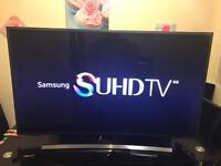 """Samsung 55"""" JS 8500 curved TV"""