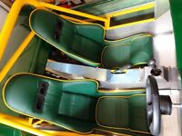 kit car Bucket seats