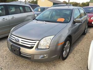2008 Ford Fusion SEL CALL 519 485 6050 CERT AND E TESTED