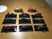 11 model motor bikes