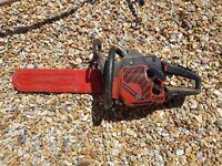Jonsered 2054 chain saw