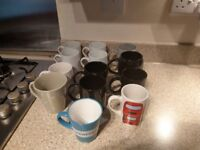 Nice set of mugs