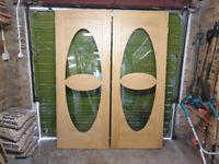 XL Joinery Ragusa Doors X2