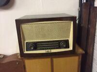 G E C radiogram