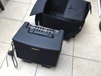 Roland AC60 including bag