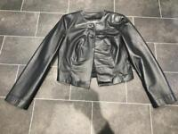 Next leather jacket IMMACULATE