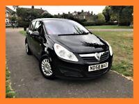 Vauxhall Corsa 1.2 i 16v Life 5dr LONG MOT, HPI CLEAR