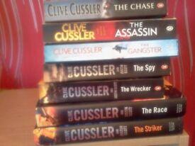 Clie Cusler Issac Bell adventures