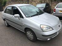 Suzuki liana glx 1.6 petrol 52-plate! Mot nov! Low miles 65000! Drives mint! Clean car! £475!