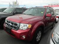 2008 Ford Escape Limited 3.0|Leather| One Owner| 4x4