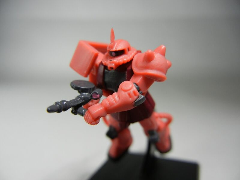 Gundam Collection Vol.9 MS-06S Char