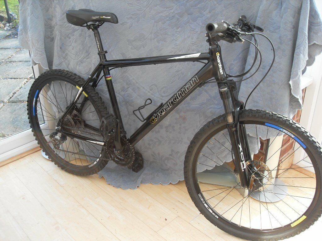 ADULTS VERY GOOD QUALITY BOARDMAN CB SPORT SUSPENSION MOUNTAIN BIKE WITH  HYDROLIC DISC BRAKES | in Leicester, Leicestershire | Gumtree
