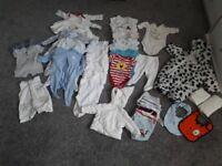 Baby boy clothes bundle newborn